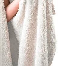 Load image into Gallery viewer, Gorgeous Plush Owl Hooded Sherpa Blankets