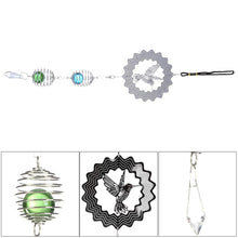Load image into Gallery viewer, NEW 4-Styles Gorgeous Patterned Wind Chimes
