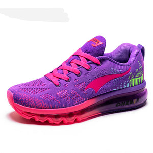 Womens AHH-MAZ-ING Coloured Athletic Running Shoes