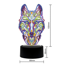 Load image into Gallery viewer, New Design - 7 Colours LED 5D Diamond Painting Table Lamps