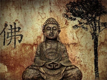 Load image into Gallery viewer, 5D DIY Buddha Diamond Paintings