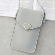Load image into Gallery viewer, Ladies Transparent Fashion Shoulder Bag/Purse