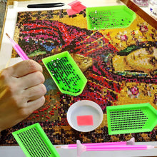 Load image into Gallery viewer, DIY 5D Diamond Painting Accessories - Pens, Tools, Glue Kit