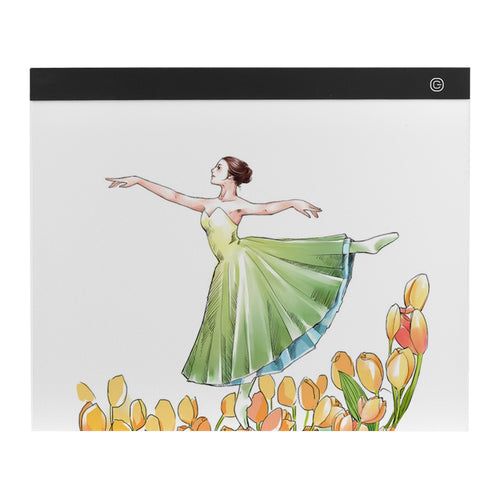 A3 Large-Size LED Light Box/Pad For Tracing/Diamond Art etc