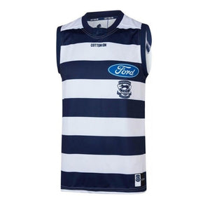Mens Geelong Cats AFL Replica Jersey