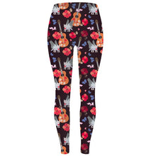 Load image into Gallery viewer, Womens Assorted Styles & Designs Printed Soft Brushed Leggings