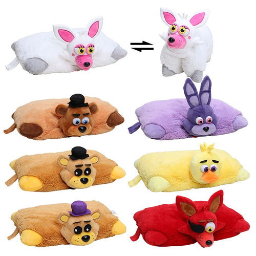 43cm*30cm Cartoon FNAF Five Nights at Freddy's Plush Pillows