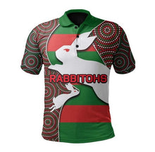 Load image into Gallery viewer, Mens Rugby Jersey Polo Shirts - Assorted Teams Available
