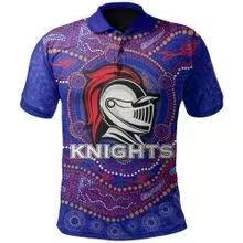Mens Rugby Jersey Polo Shirts - Assorted Teams Available
