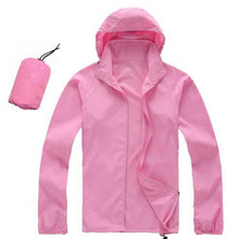 Load image into Gallery viewer, Mens/Womens Quick Dry Waterproof Ultra-Light Windbreaker Jacket