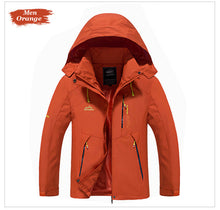 Load image into Gallery viewer, Mens & Womens Breathable Waterproof Hooded Jackets