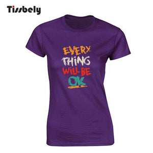 Cotton Womens Graphic Tshirts