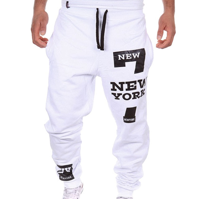 Mens Fleece Casual Cotton Sweatpants