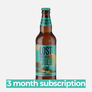 Cider Subscription Gift - 3 months