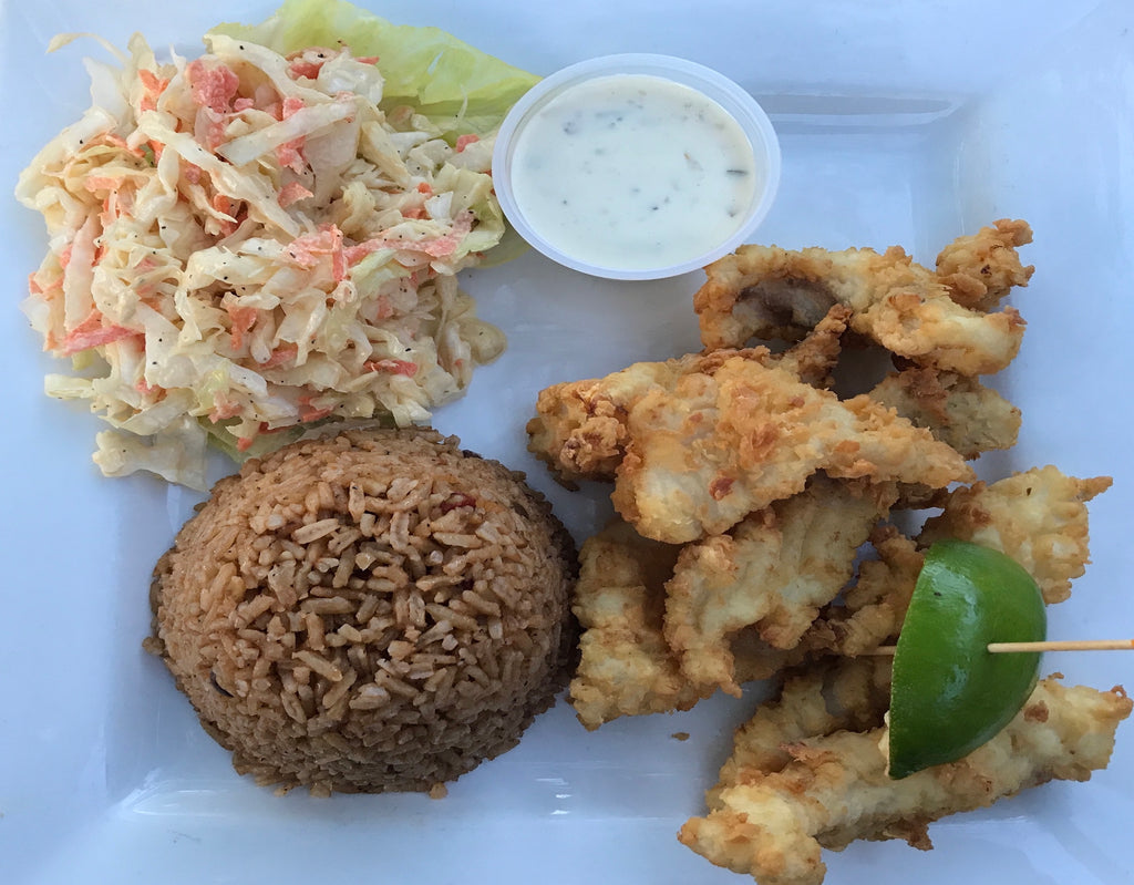 Know Before You Go - Local Food in Exuma