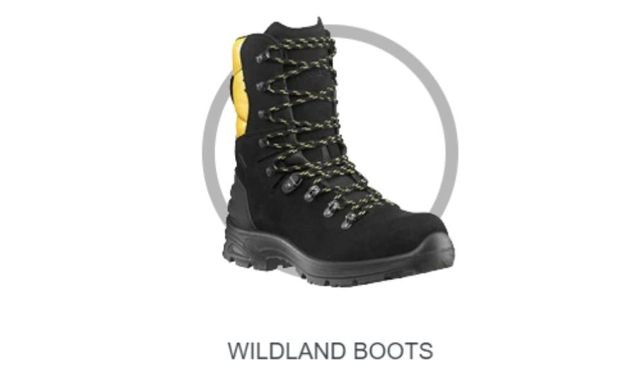The NFPA Wildland Fire Boot Standards