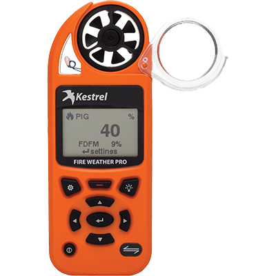 Weather Meters & Instruments For Wildland Fire Weather