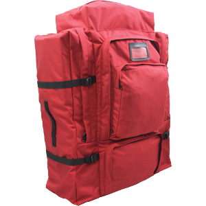 Wildland Fire Red Bag ruck duffel