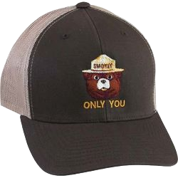 Wildland Fire Themed Caps, Hats, & Beanies
