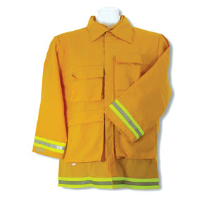 Nomex 6 oz Economy Jacket (Yellow), Topps