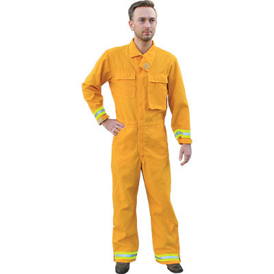 Nomex 6 oz Economy Coverall (Yellow), Topps