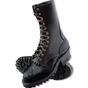 TSC's StrikeForce Boots- Rough Out (10 Upper), Nicks