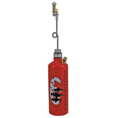 The Supply Cache's Compact Drip Torch, 1 Liter, Vallfirest