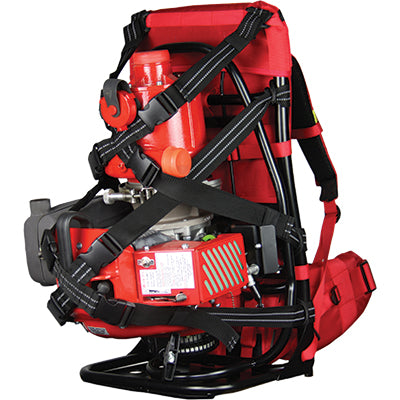 The Supply Cache's Pump/Hose Carry Backpack, Vallfirest