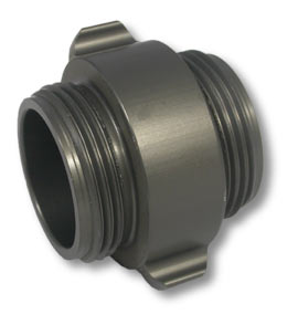 Coupling Double Male 1 NPSH Kochek  sc 1 st  The Supply Cache & Couplers and Adapters-Supplycache.com