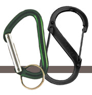 Carabiners & Gear Clips