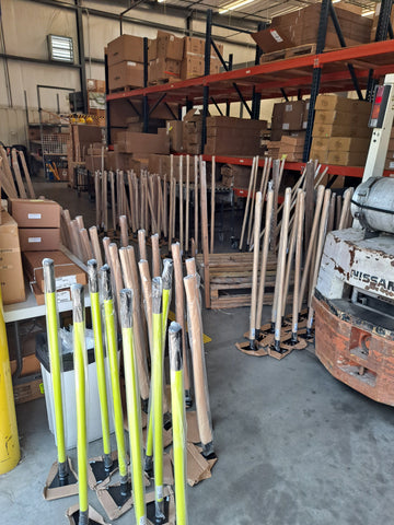 Different Types Of Wildland Firefighter Tools