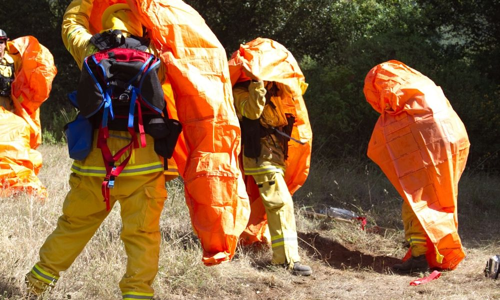 A History of the Wildland Fire Shelter