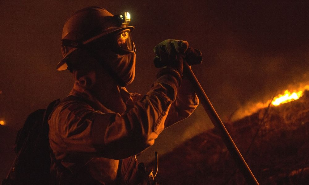 What It Takes to Become a Wildland Firefighter