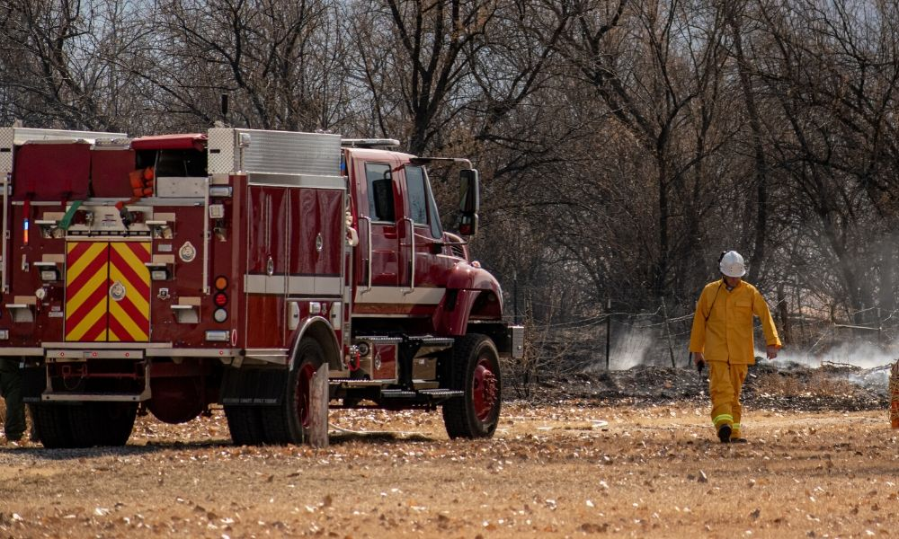 Wildland Fire Engine Requirements