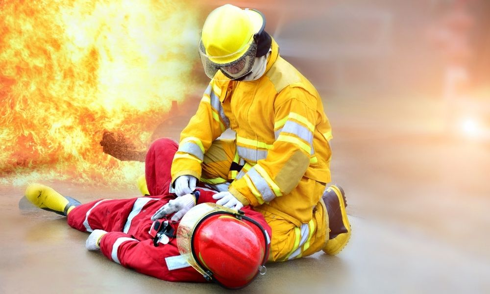 The Most Common Types of Wildland Firefighter Injuries
