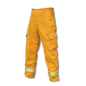 Nomex 7.5 oz Interface Overpant (Yellow), CrewBoss