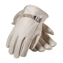 Driver Glove Leather & Pull Strap, PIP