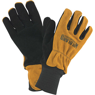 Wildland Firefighting Gloves, Veridian