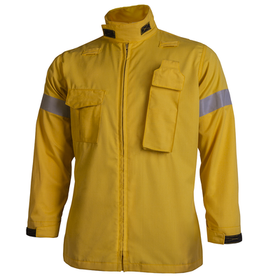 CrewBoss Gen 2 NFPA nomex brush coat for wildland fire