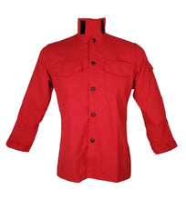 Red Wildland Brush Shirt The Supply Cache Inc
