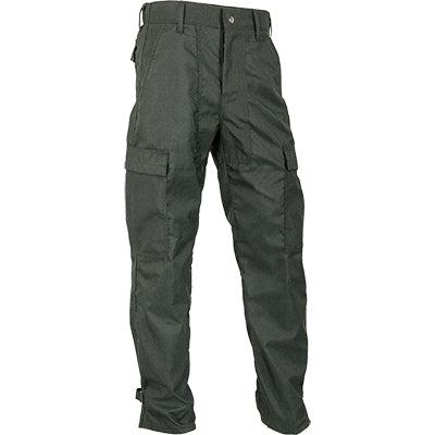 CrewBoss Classic NFPA 1977 rated wildland brush pants, advance rip-stop material FRONT