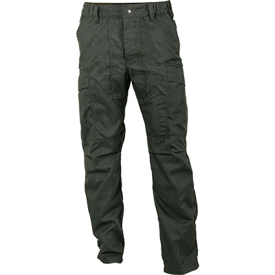 Front view of these elite brush pants for wildfire firefighters.
