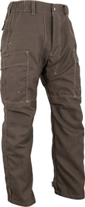 Khaki elite brush pants