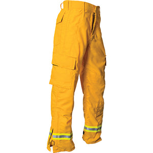 Tecasafe Plus 7 oz Interface Overpant (Yellow), CrewBoss