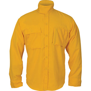 Slayer Tecasafe Plus NFPA 1977 Certified Wildland Brush Shirt, Button Down