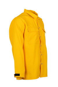 Brush Shirt Tecasafe Plus (Yellow), True North