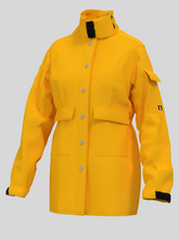 Women's Brush Shirt Tecasafe Plus (Yellow), True North
