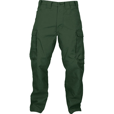 Advance 7 oz Brush Pants (Green), Dragon Slayer