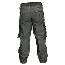 Nomex 6 oz Brush Pants (Green), Lakeland