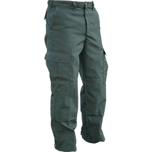 Topps NFPA 1977 rated wildland brush pant, advance material Front View